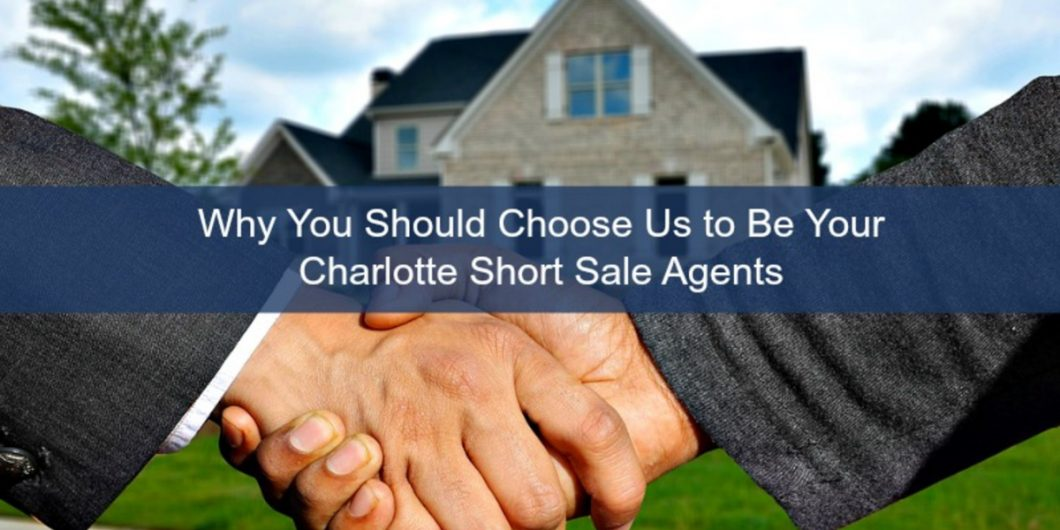 Charlotte short sale agents