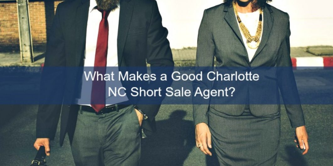 Short sales in Charlotte NC