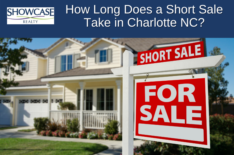 Short sale in Charlotte NC